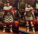 Loc Lac Armor (Both) (MH4)