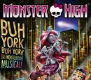 Monster High: Buh York, Buh York