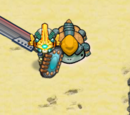 Razor Sword
