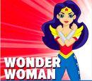 DC Super Hero Girls Characters
