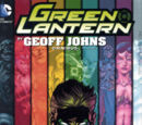 Green Lantern by Geoff Johns Omnibus Vol. 2 (Collected)