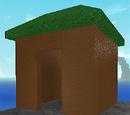 Small Wood Hut