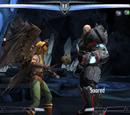Hawkgirl/Prime