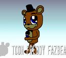 Toon Freddy Fazbear