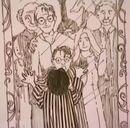 Famille Potter Miroir du Riséd par J.K. Rowling.jpg