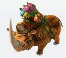 Nesting Rhino
