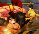 Zangief's Critical Arts