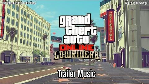 GTA Online: Lowriders/Soundtracks