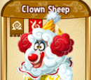Clown Sheep