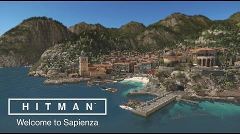 ES HITMAN - Bienvenidos a Sapienza