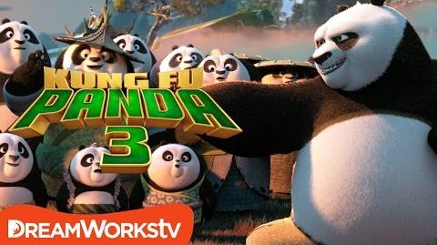 Kung Fu Panda 3 Official Trailer 2