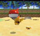Bonus VGV Footage - Can Pikachu Ever Find the Pinata?