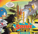 Oil Ocean Zone (Sonic the Comic)