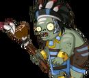 Shaman Zombie