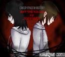 Jeff the Killer vs JeffreyJeffrey