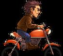 Tanker Bike