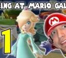 Sucking at Mario Galaxy - Part 1 (HERE WE GO!)