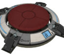 Ultrabotón Industrial Extracolisionador de 1500 Megavatios de Aperture Science