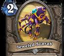 Jeweled Scarab