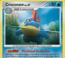 Croconaw (Tesoros Misteriosos TCG)