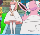 Nurse Joy's Wigglytuff