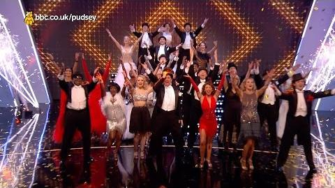 EastEnders does Top Hat - BBC Children In Need 2015