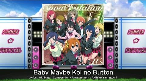 SIF - Baby Maybe Koi no Button (Experto)