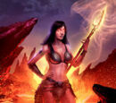 Cinder Mystic