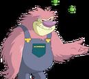 Fuzzy Lumpkins