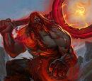 Flamebreak Invoker