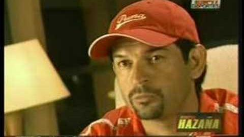 Hazaña el Deporte Vive Jose Saturnino Cardozo (parte 1 4)