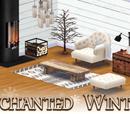 Enchanted Winter Decor Collection