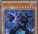 Radian, el Kaiju Multidimensional