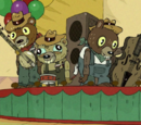 Greasy Gus's Animatronic Band/Gallery