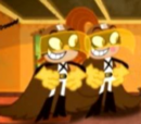 The Golden Eagle Twins (character)