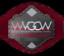 WVGCW Champion