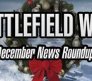 Apprentice125/December News Roundup - Getaway Content Revealed, Legacy Operations Possibly Delayed, Battlefield 2016 Rumors