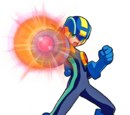 Mega Man Battle Network NetNavi Images