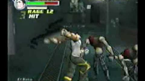 Final Fight- Seven Sons -PS2 - CANCELLED!-