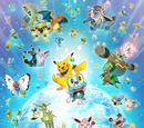 Saga Pokémon Mundo Misterioso