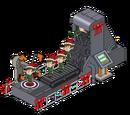 Elf Punting Machine