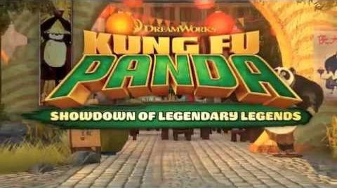 Kung Fu Panda Showdown of Legendary Legends Launch Trailer - Little Orbit
