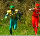 Power Rangers: Tormenta Ninja