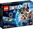 71174 Стартовый набор LEGO Dimensions: Wii U
