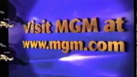 MGM Online Bumpers