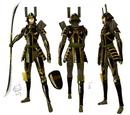 Sengoku Basara 4 Concept Art