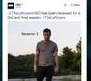Witnessme/ HBO Renews the Leftovers for Final Season