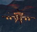 Grêleporteur-5 Gunship