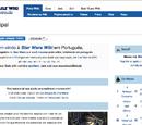 Bleubird/Projeto do mês de dezembro: Star Wars Wiki