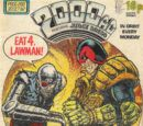 Things said by or about Judge Joseph Dredd